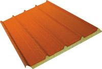 Полиуретанови покривни термопанели от Камаридис