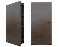 Топлоизолационни врати с ППУ - Блиндирани врати 01