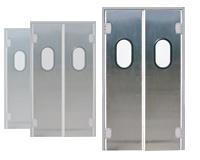 Летящи врати (топлоизолирани)