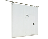 Топлоизолационни врати от панели - Плъзгащи врати 01