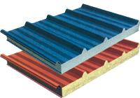 Покривни сандвич панели RR от MOT Panels