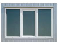 PVC профили - Врати и прозорци от PVC профили 02