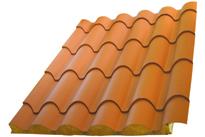 Покривни сандвич панели – тип керемида от KAMARIDIS GLOBAL WIRE SA